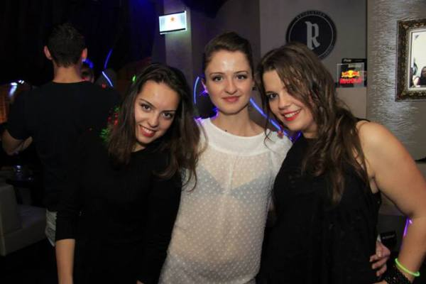 Revolution Club - Student Party