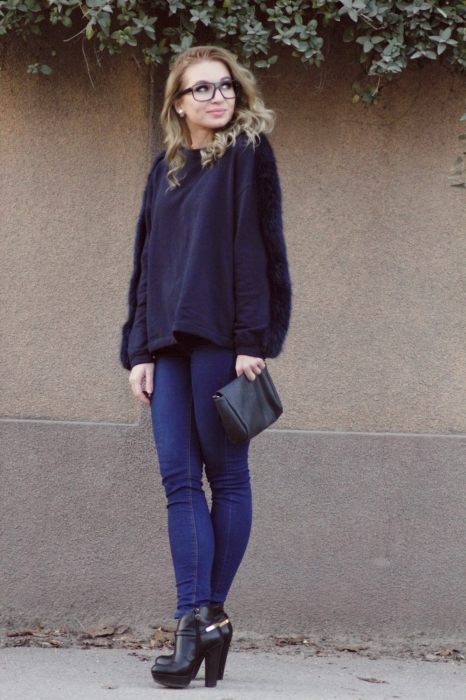alina boda blue jeans
