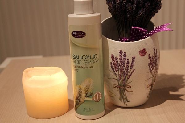spary acid salicilic life-flo