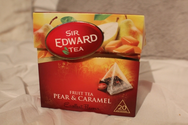 sir edward pear and caramel