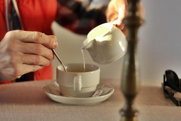 cafea la castel banfy