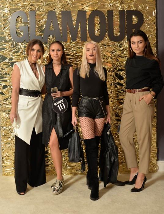 Glamour Street Fashion Show 2016